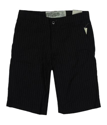 Aeropostale Mens Pin Stripe Casual Chino Shorts 001 27