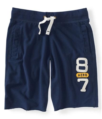 Aeropostale Mens 8aero7 Athletic Walking Shorts 413 M