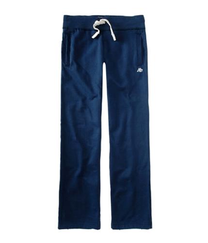 Aeropostale Mens Fleece Inside Casual Sweatpants navyni XL/32