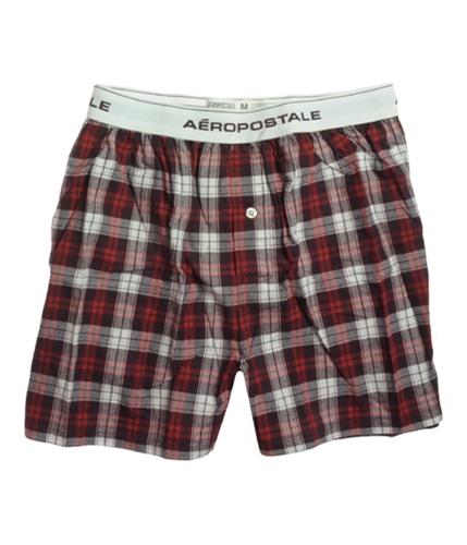 Aeropostale Mens Plaid Underwear Boxers richwi M