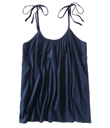 Aeropostale Womens Loose Fitted Pajama Sleep Cami Tank Top navyni XS