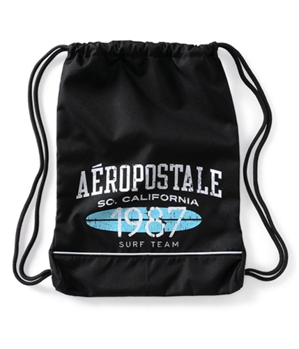 Aeropostale Mens Surf Team Draw String Duffle Bag 001