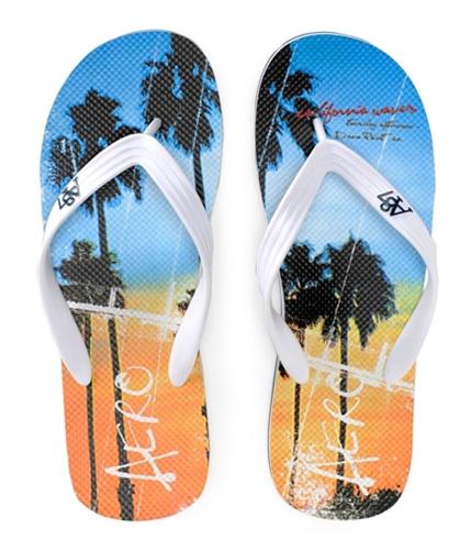 Aeropostale Mens Thong Flip Flop Sandals 102 XL