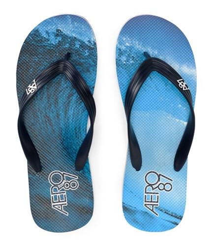 Aeropostale Mens Thong Flip Flop Sandals 413 S