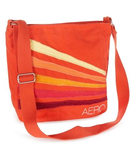 Aeropostale Womens Sunray Messenger Shoulder Handbag Purse 814
