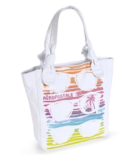Aeropostale Womens Island View Tote Handbag Purse 102