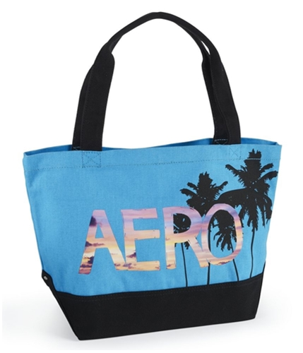 Aeropostale Womens Beach Shoulder Tote Handbag Purse 470