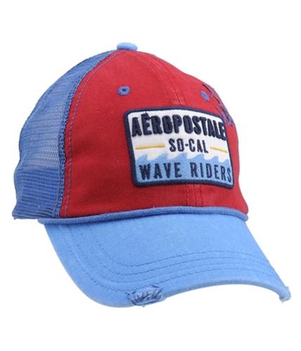 Aeropostale Mens Mesh Ocal Wave Riders Baseball Cap 793 One Size