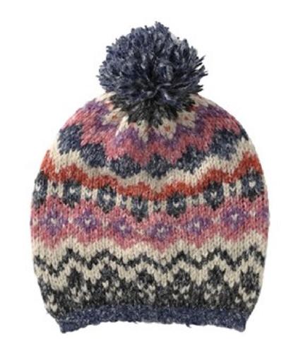 Aeropostale Mens Soft Knit Pom Pom Beanie Hat lththr One Size