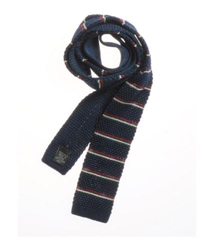 Aeropostale Mens Knit Silk Necktie redpepper Classic