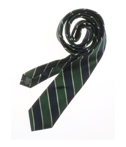 Aeropostale Mens Stripe Silk Necktie pine Classic