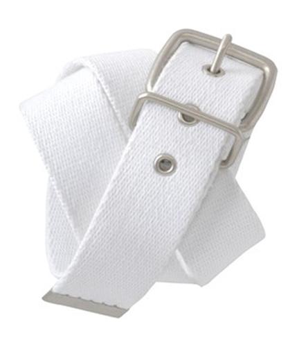 Aeropostale Womens Polyester Knit Woven Belt bleachwhite S