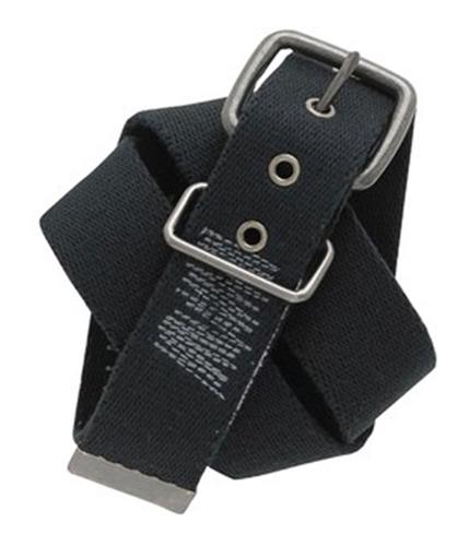 Aeropostale Womens Aero-87 Webbed Woven Belt black S