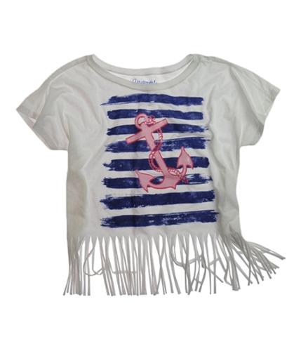 Aeropostale Womens Anchor Graphic T-Shirt 102 XS