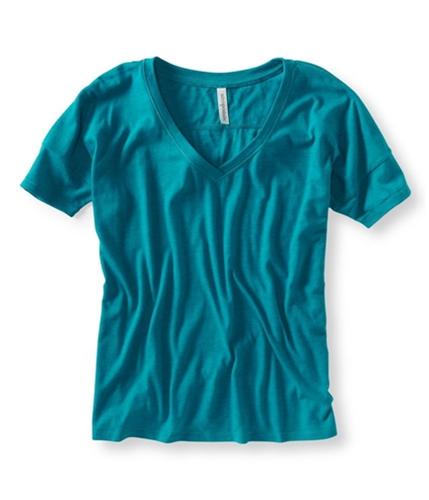 Aeropostale Womens Short Sleeve Graphic T-Shirt 160 XS