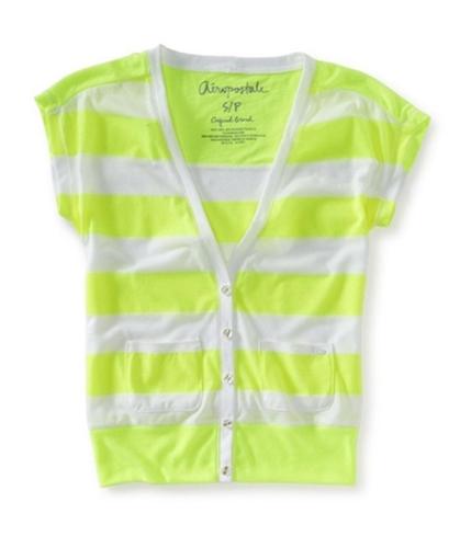 Aeropostale Womens Cardigan Button Up Shirt 759 S