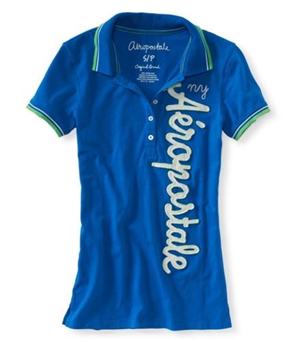 Aeropostale Womens Ny Aero Polo Shirt 477 XS
