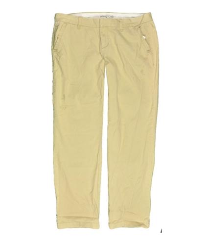 Aeropostale Womens Khaki Casual Chino Pants sesametan 5/6x32
