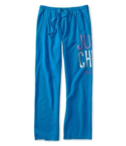 Aeropostale Womens Boyfriend Fit Pajama Sweatpants frictio XS/32