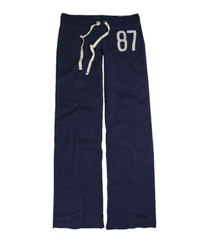 Aeropostale Womens Fleece Classic Casual Sweatpants navyni XS/34