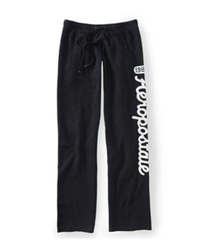 Aeropostale Womens Boyfriend Loose Fit Casual Sweatpants 001 XS/32