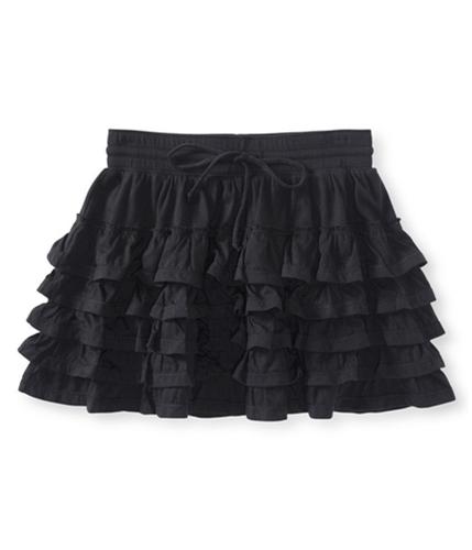 Aeropostale Womens Knit Mini Skirt 001 XS