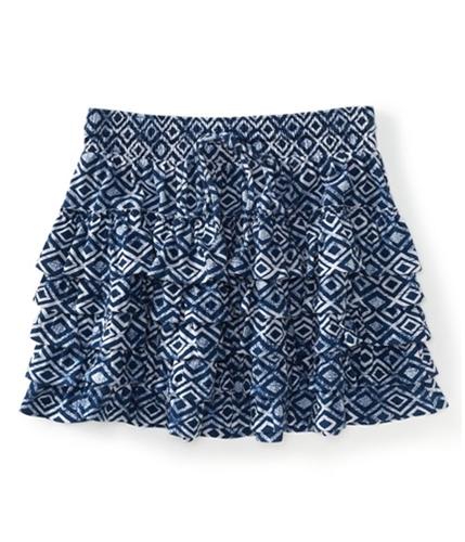 Aeropostale Womens Diamond Mini Skirt 413 M