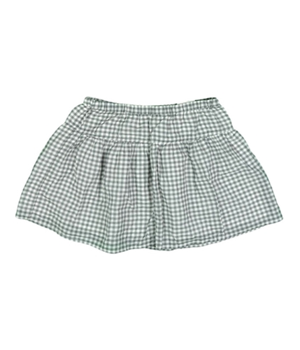 Aeropostale Womens Pipe Gray Pleatedkirt Mini Skirt pipegr S
