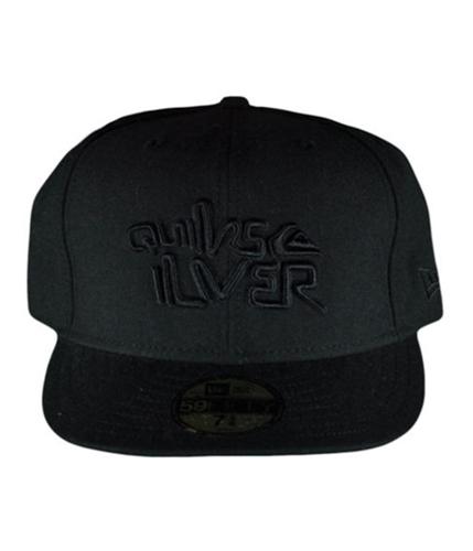 Quiksilver Mens Embellished Baseball Cap black 7 5/8
