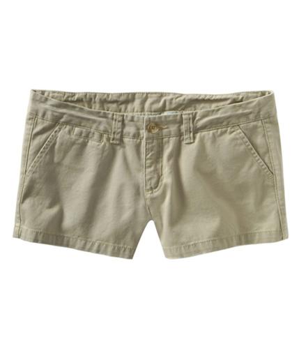 Aeropostale Womens A87 Casual Chino Shorts oatbratan 00