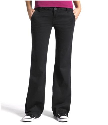 Aeropostale Womens Style Casual Chino Pants navy 00x32