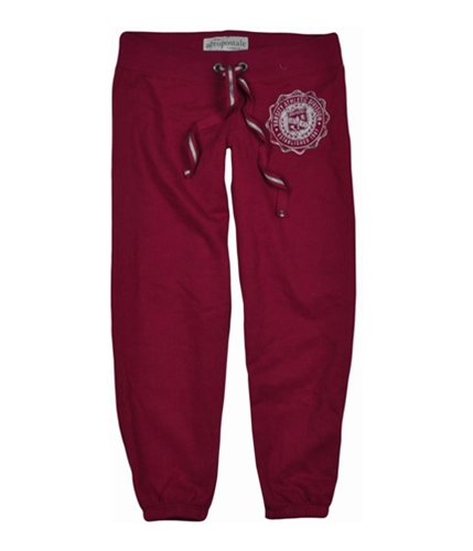 Aeropostale Womens Secquence Lounge Casual Sweatpants veryberrypink XS/32