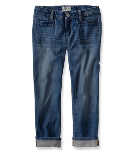 Aeropostale Womens Solid Regular Fit Jeans 962 0x24