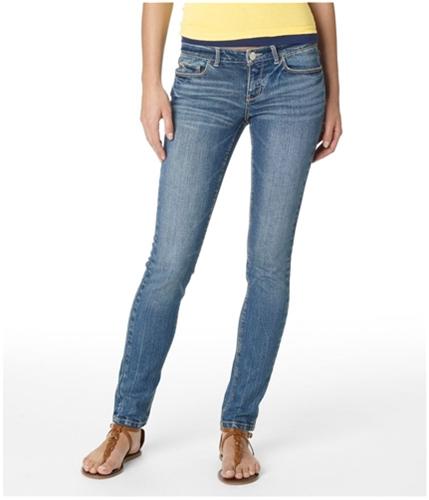 Aeropostale Womens Ultra Skinny Fit Jeans denim9 00x32