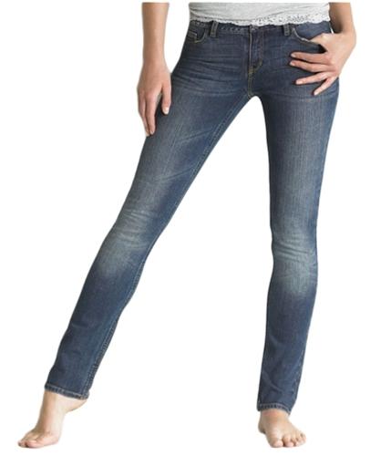 Aeropostale Womens Ultra Skinny Fit Jeans dark 00x32