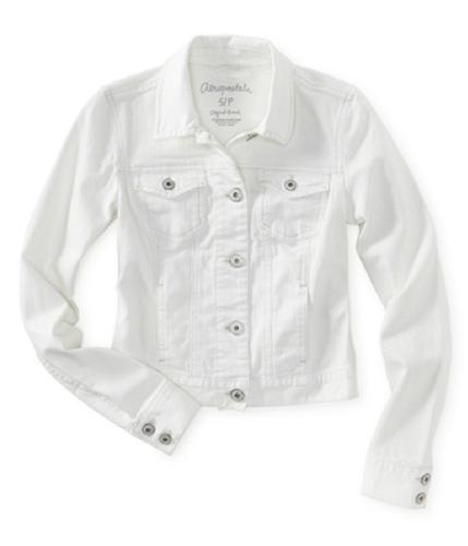 Aeropostale Womens Denim Jean Jacket 100 XL