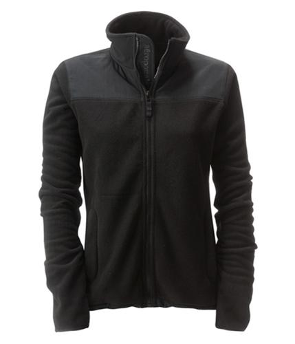 Aeropostale Womens Fleece Sweatshirt black XS
