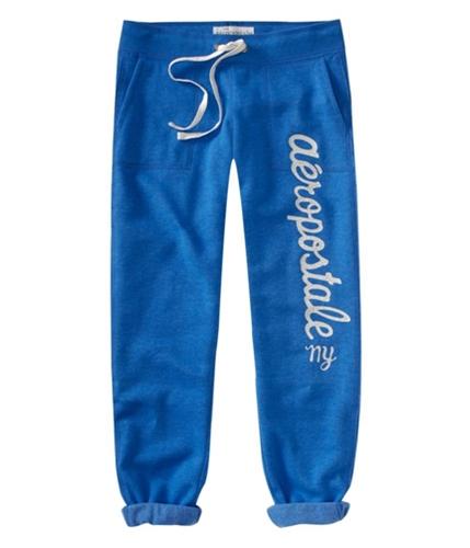 Aeropostale Womens Petal Pusher Casual Trouser Pants rivierablue XS/24