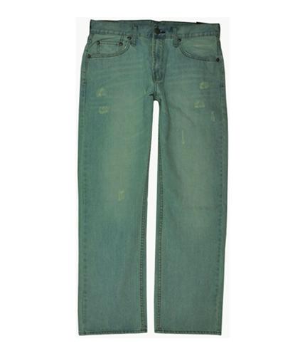 Bullhead Denim Co. Mens Rincon Straight Leg Jeans light 28x30