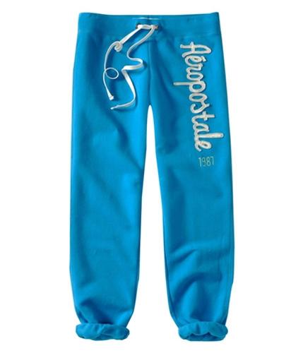 Aeropostale Womens Fleece Cinch Casual Sweatpants frictio L/34