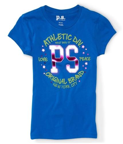 Aeropostale Girls West 34th St Graphic T-Shirt 470 4