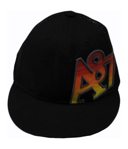 Aeropostale Mens A87 Baseball Cap black One Size