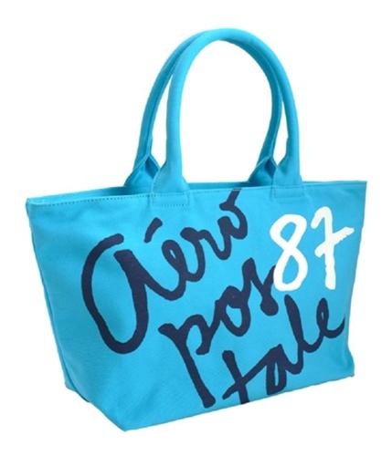 Aeropostale Womens 87 Shoulder Tote Handbag Purse curacao