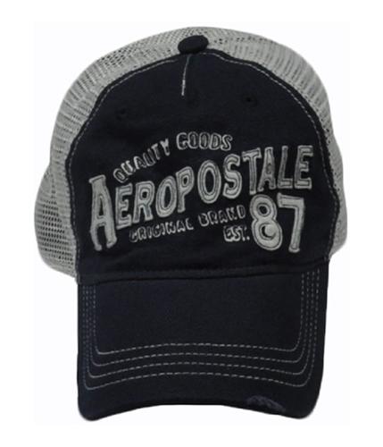Aeropostale Mens Embellished 87 Baseball Cap deepnavyblue One Size