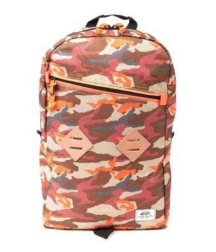 Ecko Unltd. Unisex Camo Pop Zipper Standard Backpack