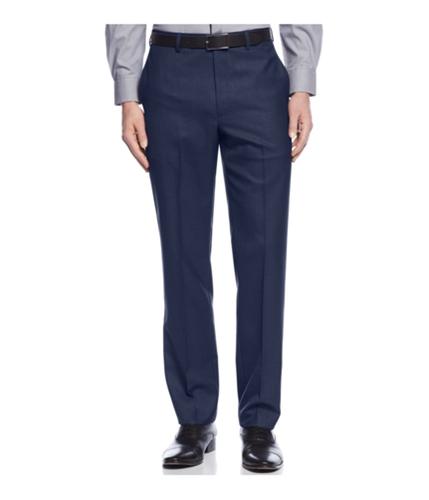 Calvin Klein Mens Slim Fit Dress Pants Slacks royalblue 34x30