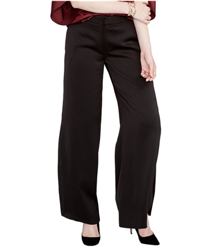 Rachel Roy Womens Side-Slit Dress Pants