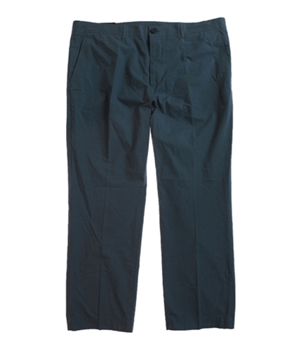 Sons of Intrigue Mens Chambers Straight Fit S Dress Pants Slacks navymulti 40x30
