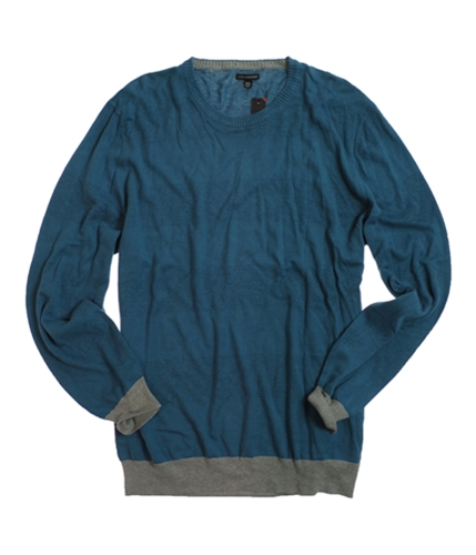 Sons of Intrigue Mens Straight Fit Knit Sweater nightskymulti M