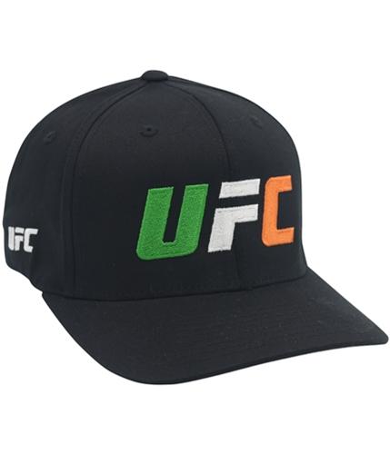 UFC Mens Ireland Flexfit Baseball Cap black L/XL